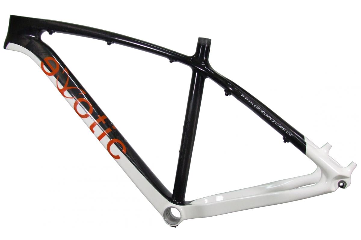 exotic 29er carbon monocoque mtb frame award winning - Mtb Frames